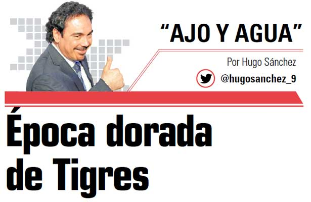 Época dorada de Tigres