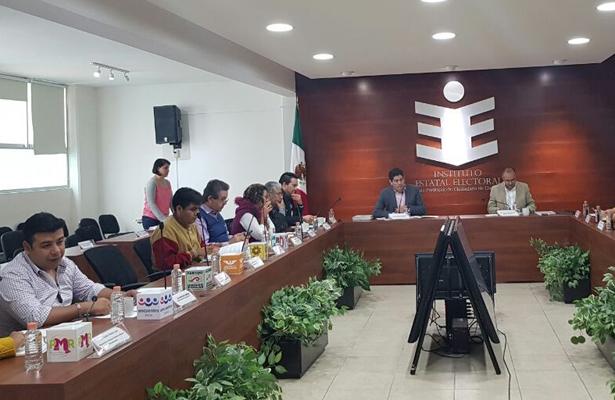 Celebra IEEPCO inclusión de mujeres en elecciones municipales