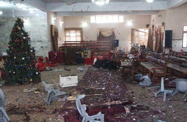 Ataque terrorista en Pakistán deja al menos nueve muertos