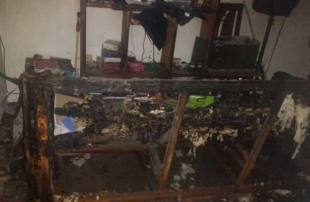 Explota tanque de gas en San Dimas, Edomex