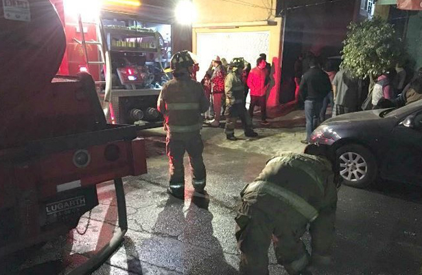 Muere niña de 12 años en voraz incendio en Álvaro Obregón