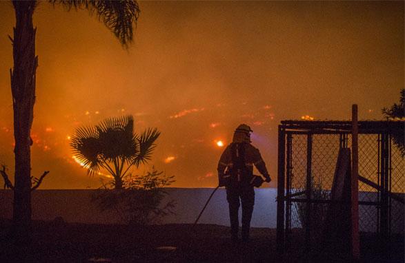 Trump declara estado de emergencia en California por incendios
