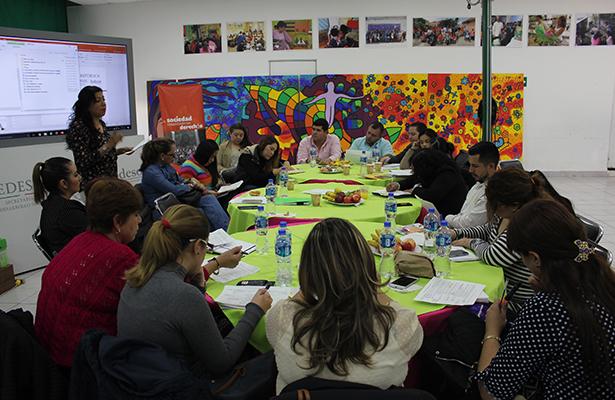 Promueve Indesol derechos humanos y la equidad de género en comedores comunitarios de la Sedesol