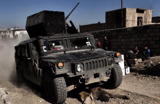 Irak declara su libertad sobre el Estado Islámico