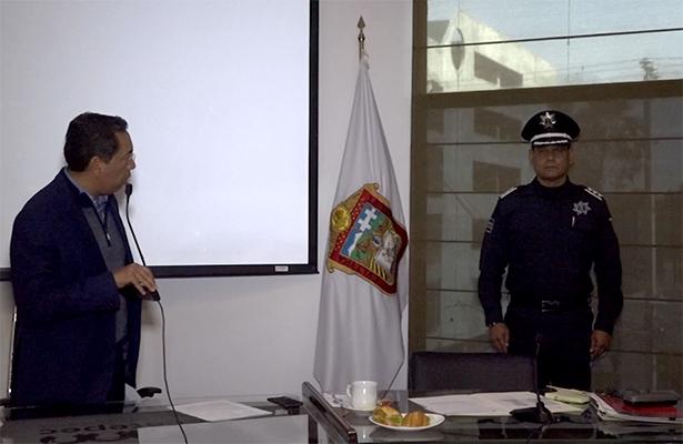 El peligroso municipio de Ecatepec, tiene nuevo jefe de policía