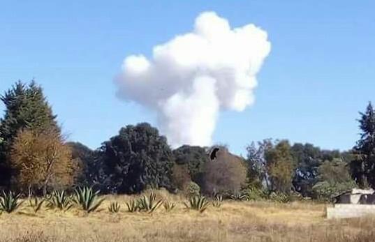 Confirman seis muertos por explosión en Jilotepec