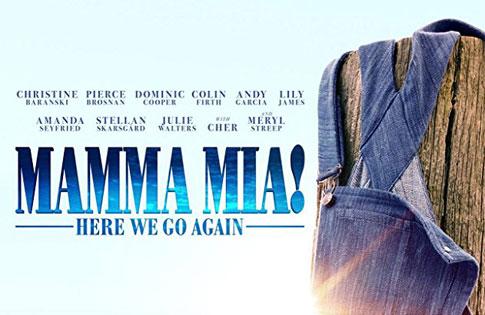 Estrenan el tráiler de Mamma Mia 2