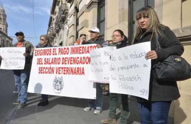 Trabajadores de ATEM exigen pago de bonos pendientes
