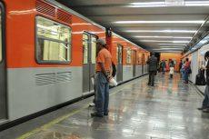 Muere en el Metro