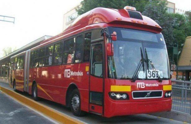 Arrancará a finales de febrero la línea 7 del Metrobús