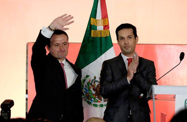 Mikel Arriola solicitó al PRI-CDMX ser candidato a la jefatura de gobierno