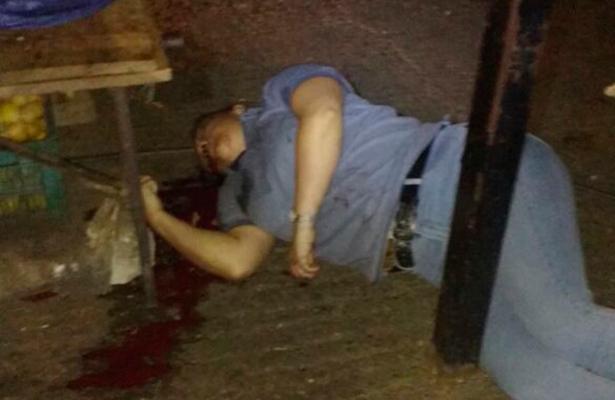 A tiros le dan piso a comandante ministerial en Acapulco