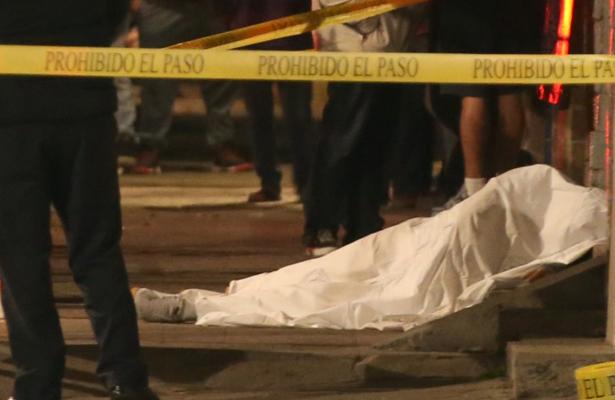 Lo asesinan a balazos tras riña en Iztapalapa