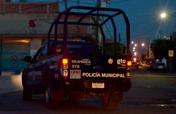 Comando le roba celular a ciclista en Salamanca