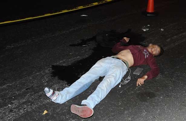 Pierde la vida en la San Miguel Chapultepec