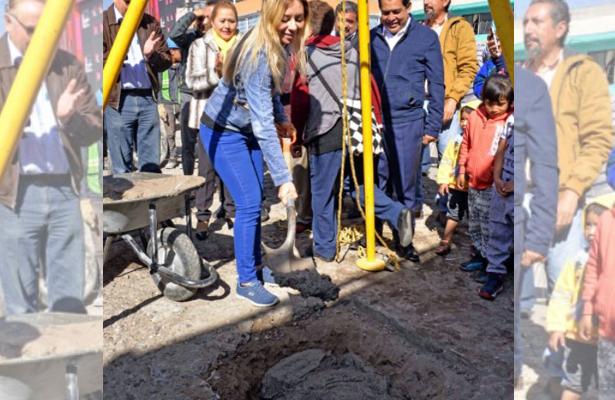 Inicia construcción de la segunda planta potabilizadora en Neza
