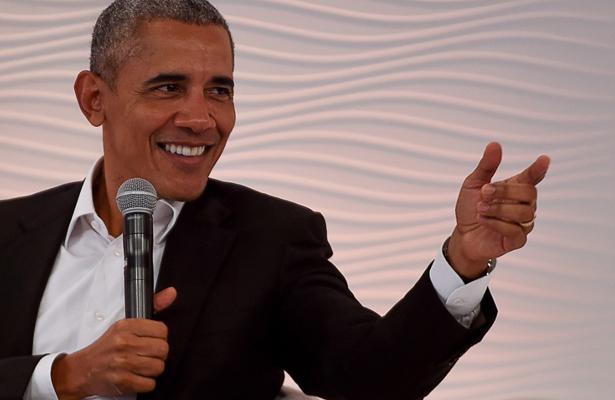 """Obama se impone a Trump al ser elegido el """"hombre más admirado"""" en EU"""