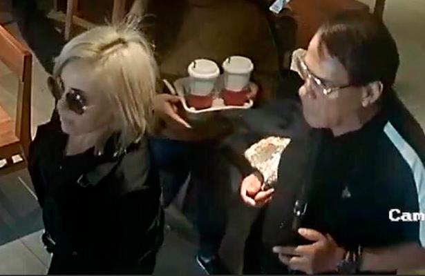 """Los de Starbucks dejaron ir a la """"rata"""""""