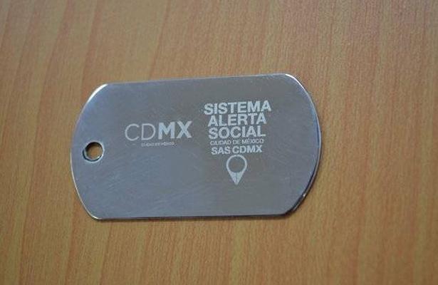 Contribuye sistema de alerta social a seguridad ciudadana en CDMX