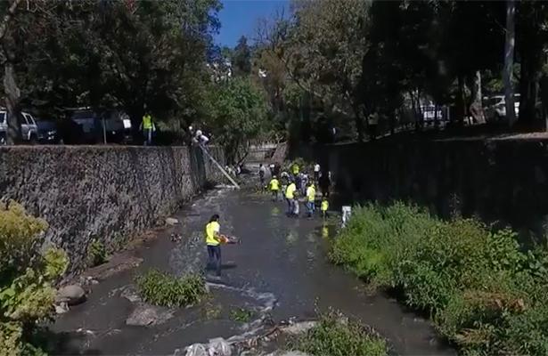 Emite Profepa recomendación a CDMX y Edomex por contaminación de presa San Joaquín