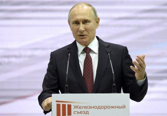 Vladimir Putin buscará un cuarto mandato en 2018