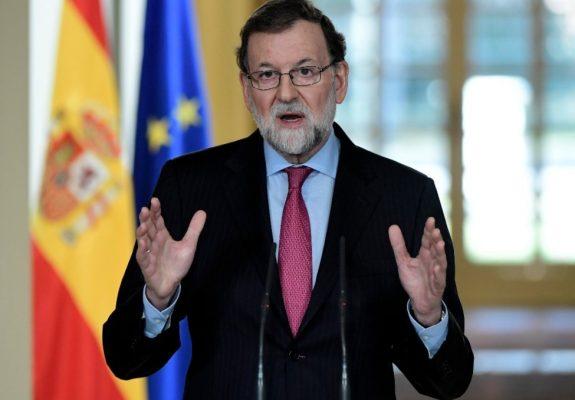 Rajoy llama a la unidad ante la formación de un nuevo Gobierno en Cataluña