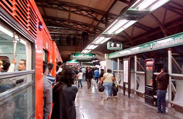 Ubica la PDI a un testigo de la agresión que sufrió un hombre en el metro Romero Rubio