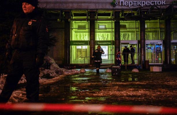 Estado Islámico se adjudica el ataque en San Petersburgo