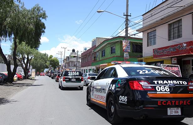 Activan  en Ecatepec programa del alcohilmetro