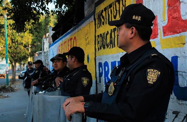 """Aplica Iztapalapa operativo """"Guadalupe-Reyes"""" en materia de seguridad y vialidad"""