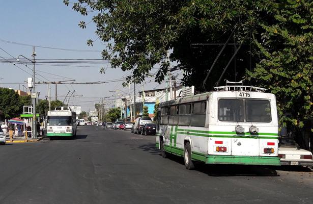 Roban cable del Servicio de Transportes Eléctricos de la CDMX