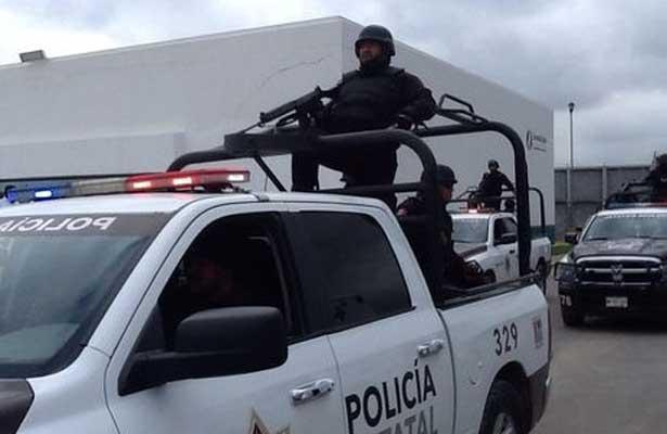 Registran enfrentamiento entre civiles armados en Tamaulipas
