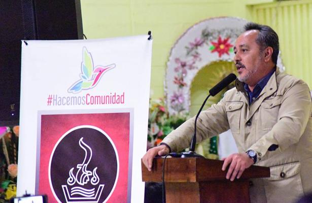 Pide delegado de Tláhuac apoyo a Mancera en materia de seguridad