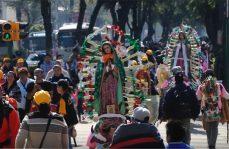 Miles acuden a dar gracias a la Basílica de Guadalupe