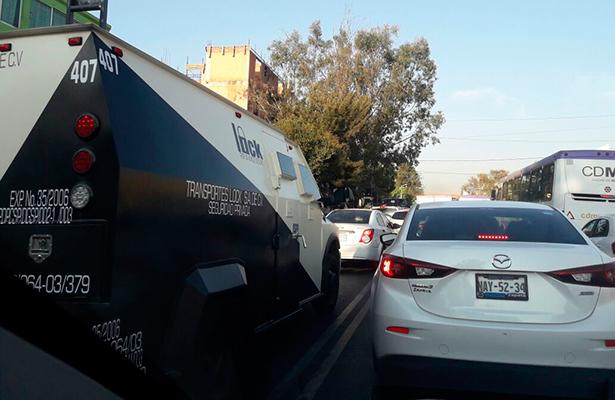 Dónde está la policía de tránsito de la CDMX