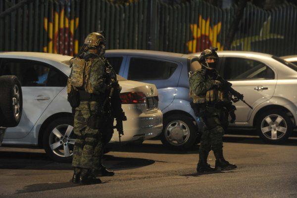 Detienen al Cochi, presunto líder del cártel de Tláhuac