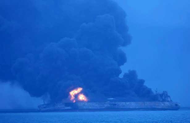 Choque entre dos barcos en costas de China deja 32 desparecidos