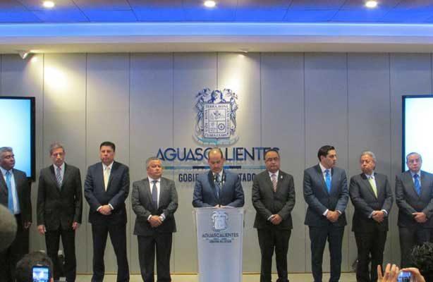 Siguen los cambios en el gabinete de Aguascalientes