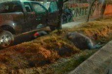 Abaten a dos presuntos asaltantes en Tlaxcala