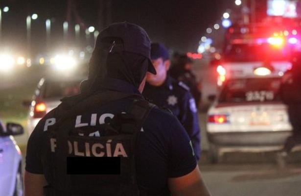 Policías sufren asalto en la Zona Rosa