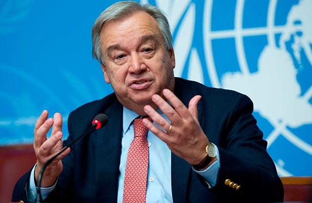 Jefe de la ONU visitará Colombia para apoyar esfuerzos de paz