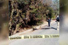 Hallan en Tlaxcala cuerpo mutilado y calcinado de una persona