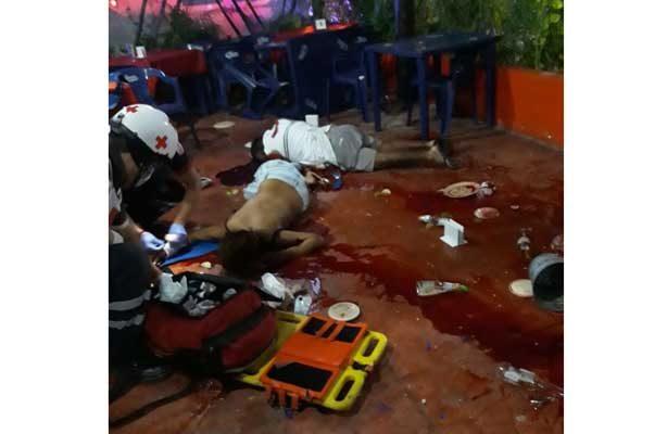 Balacera en bar de Cancún deja 18 víctimas
