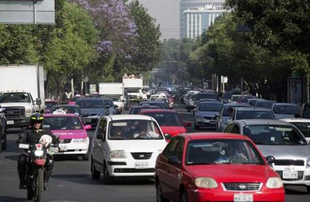 Autos de la Megalópolis circularán bajo las mismas reglas en la capital