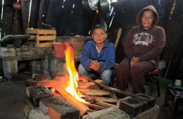 Se congelan comunidades de la Mixteca