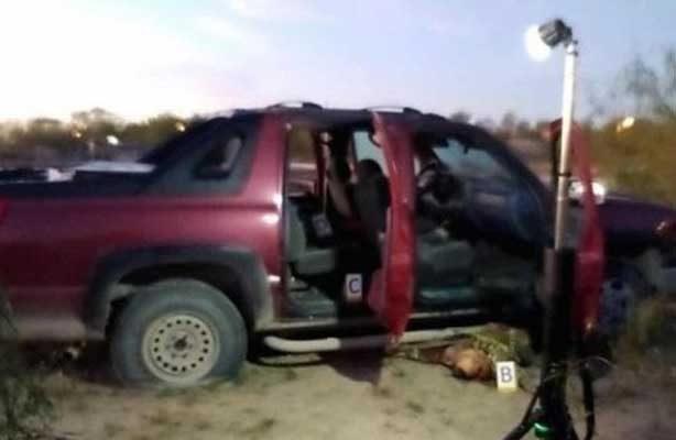 Cuatro hombres armados abatidos en Díaz Ordaz, Tamaulipas