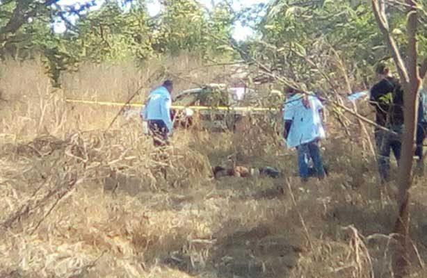 Matan a desconocido en fraccionamiento de Culiacán