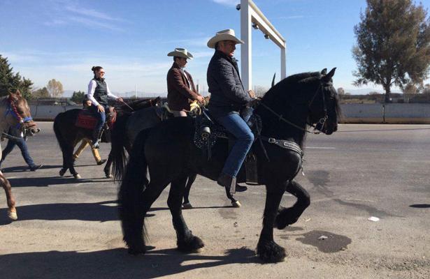 """""""El Bronco"""" llegó a Aguascalientes"""