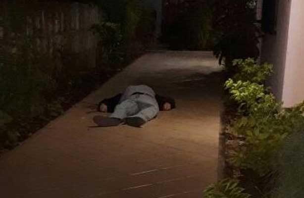A balazos ejecutan a ex funcionario del Gobierno de Gabino Cue
