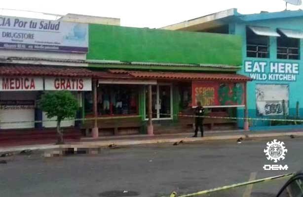 Asesinan a extranjero en Ixtapa-Zihuatanejo